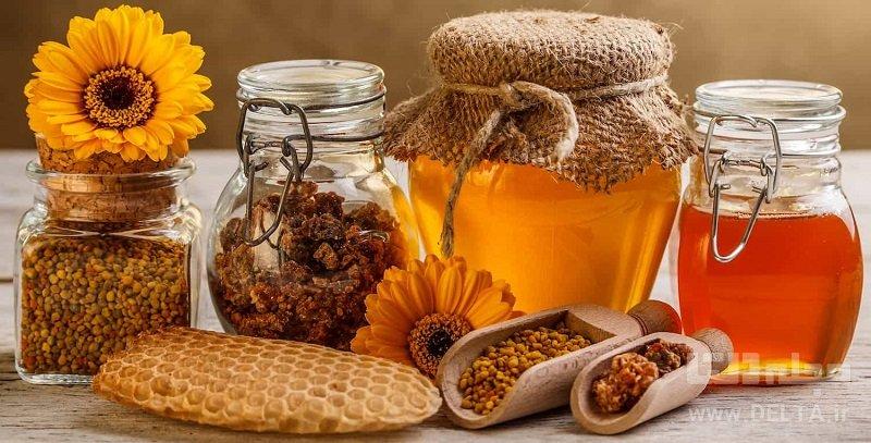 فواید عسل برای کاهش وزن