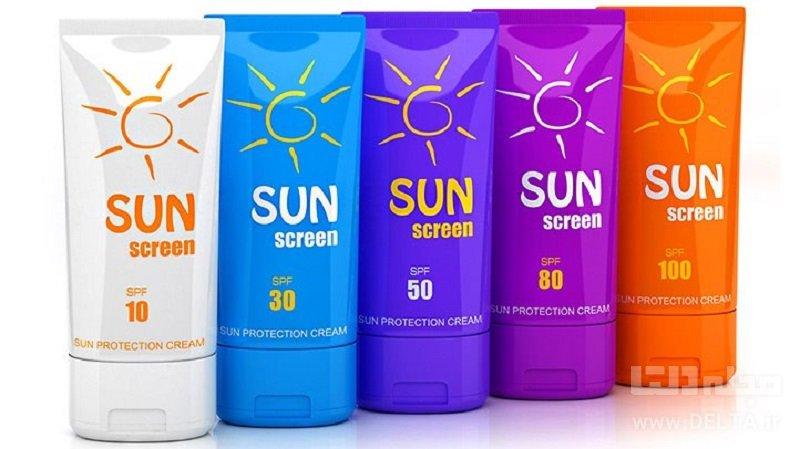 spf مناسب براي ضد آفتاب