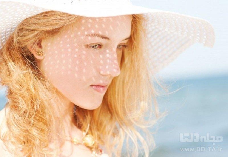 ضد آفتاب برای پوست خشک