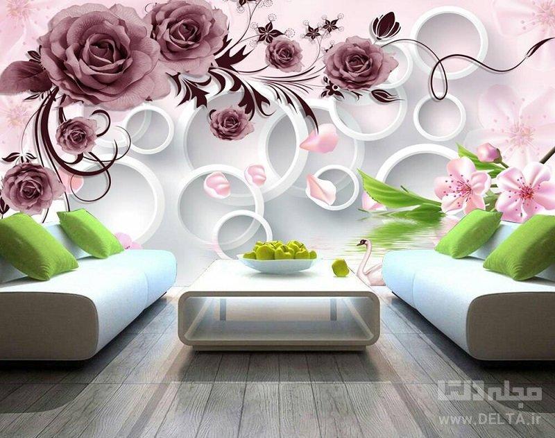 نقاشی دیوار