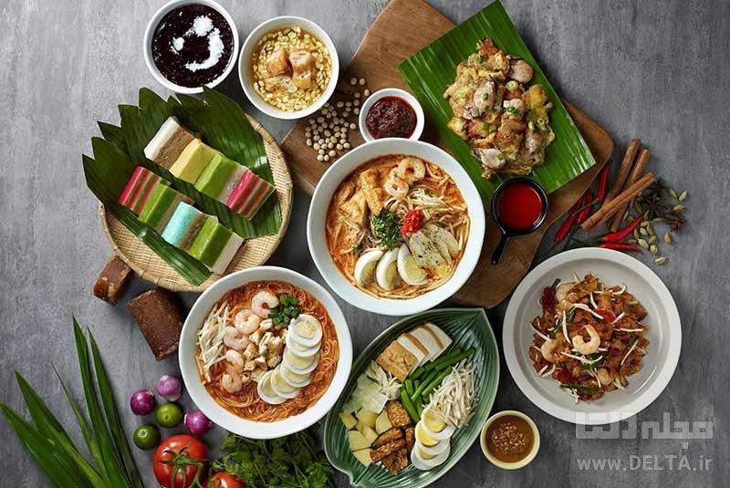 غذاي تايلند شمالي دانستنيهاي سفر به تايلند