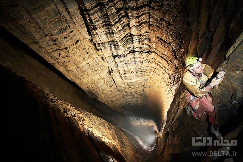 غارهای خطرناک ایران
