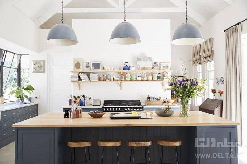 تزيين پشخوان آشپزخانه