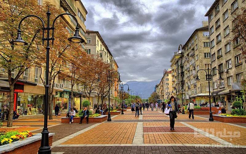صوفیه، بلغارستان ارزانترین شهرهای اروپایی
