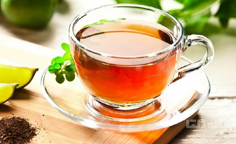ننوشیدن چای