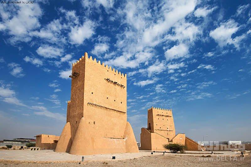 برج های برزان جاذبه های گردشگری دوحه