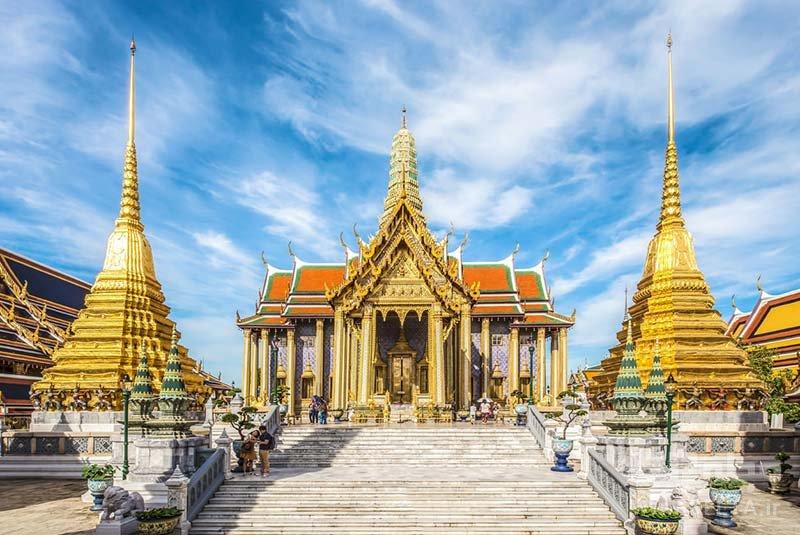 آغاز روز در وات پرا کاو دانستنی های سفر به بانکوک