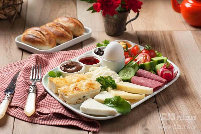 صبحانه ترکی راهنمای سفر به آنتالیا