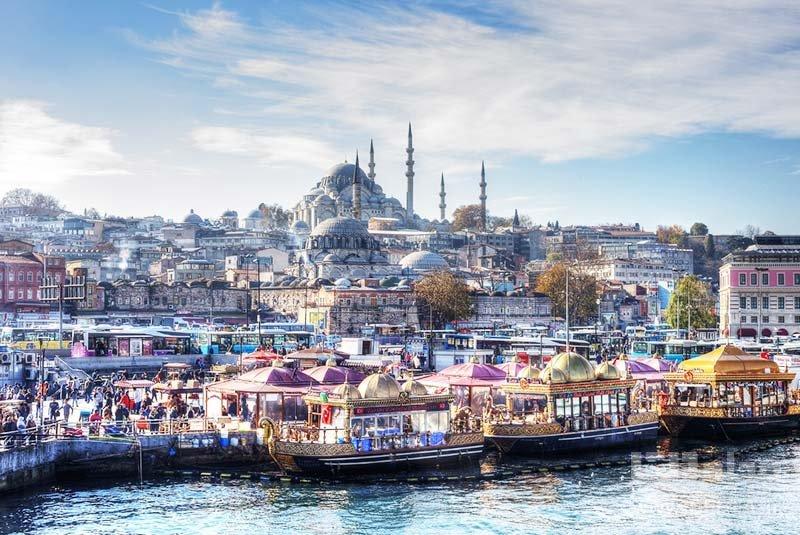 عبور از پل گالاتا دانستنی های سفر به استانبول