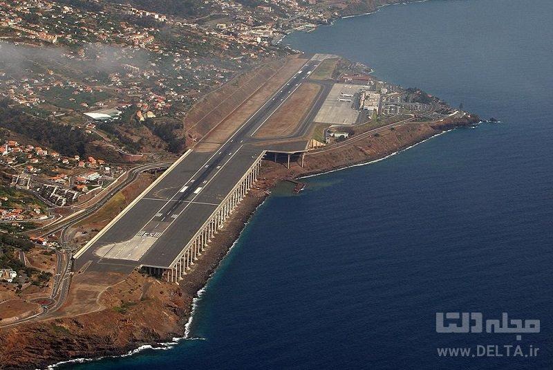 فرودگاه عجیب بینالمللی مادیرا، پرتغال