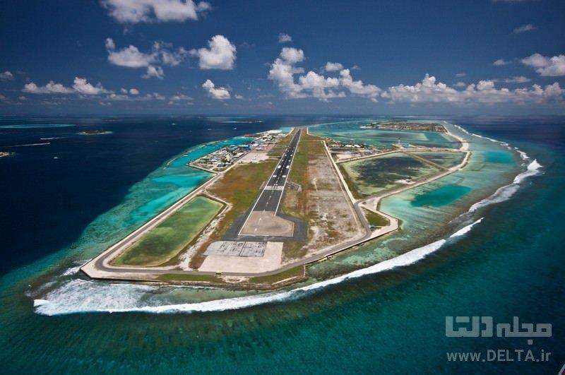 فرودگاه بینالمللی ماله، مالدیو