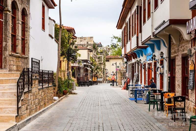 محله کالیچی راهنمای سفر به آنتالیا
