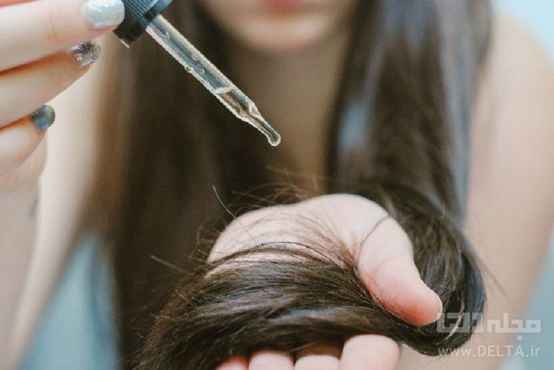خواص روغن کرچک برای مو
