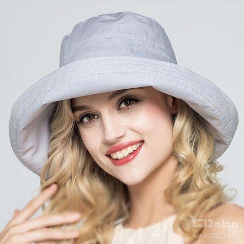 انواع کلاه دخترانه