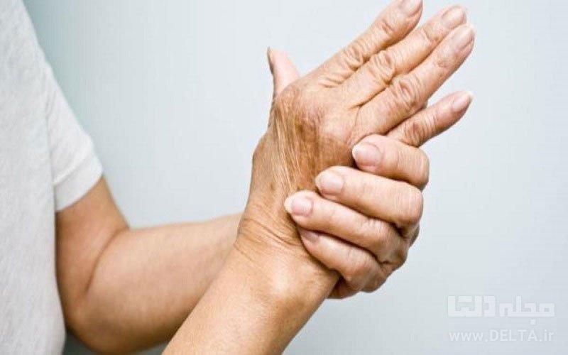 درمان خواب رفتن دست