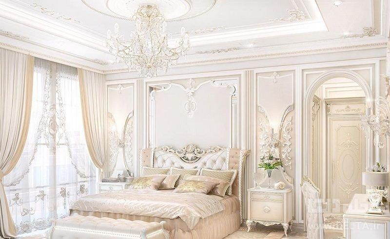 طراحي دكوراسيون اتاق خواب