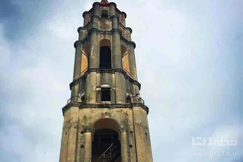 برج ماناکا ایزناگا هاوانا