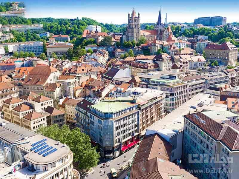 هزینههای سفر لوزان سوئیس