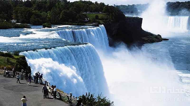 جهانگردی آبشار نیاگارا