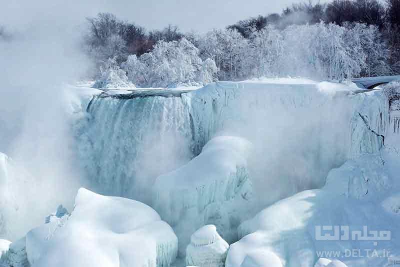 دیدنی های جهان آبشار نیاگارا