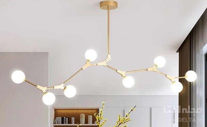 نورپردازي سقف