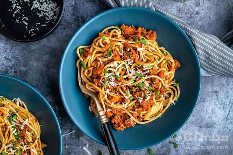 انواع اسپاگتی