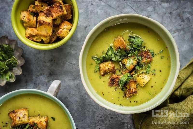 طرز-تهیه-انواع-سوپ