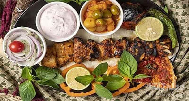 طرز-تهیه-جوجه-کباب-لبنانی