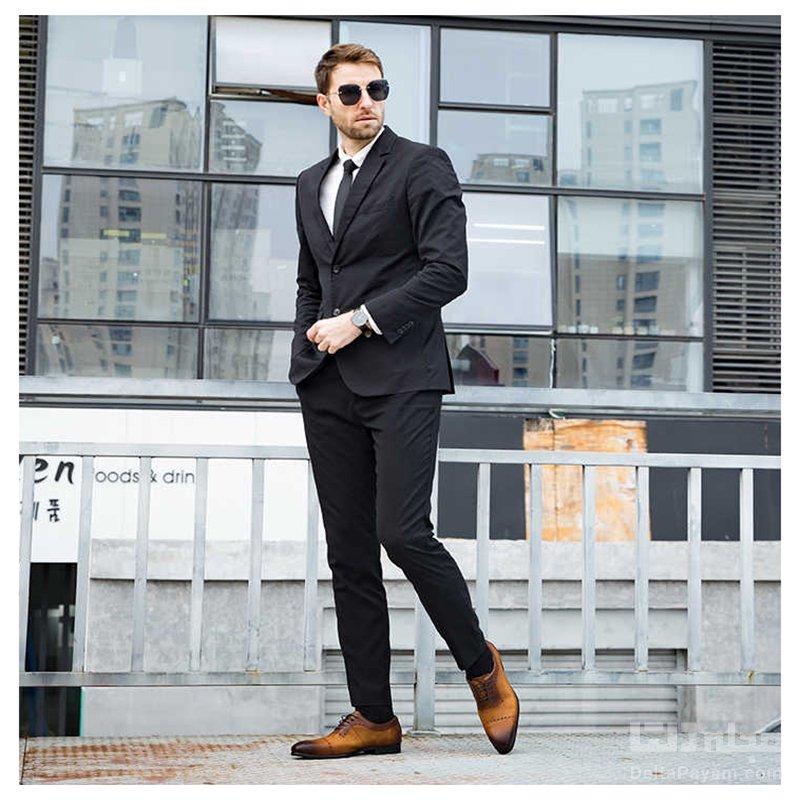 بلند تر دیده شدن قد در آقایان کفش