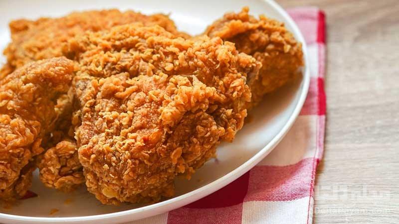 مرغ-سوخاری