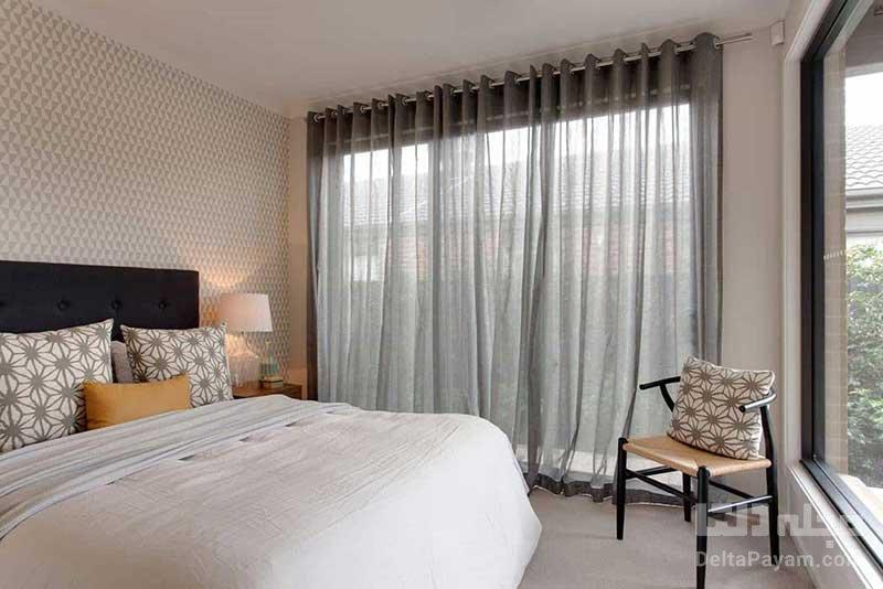 انواع پرده اتاق خواب