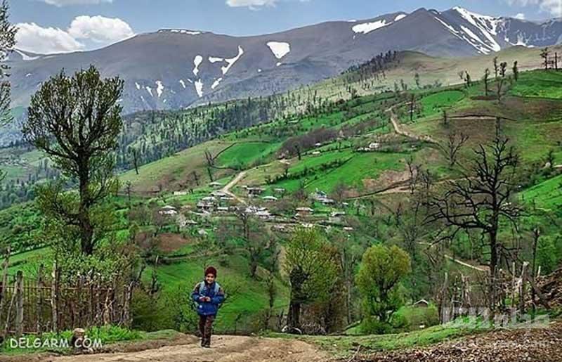 روستای مرگ قزوین