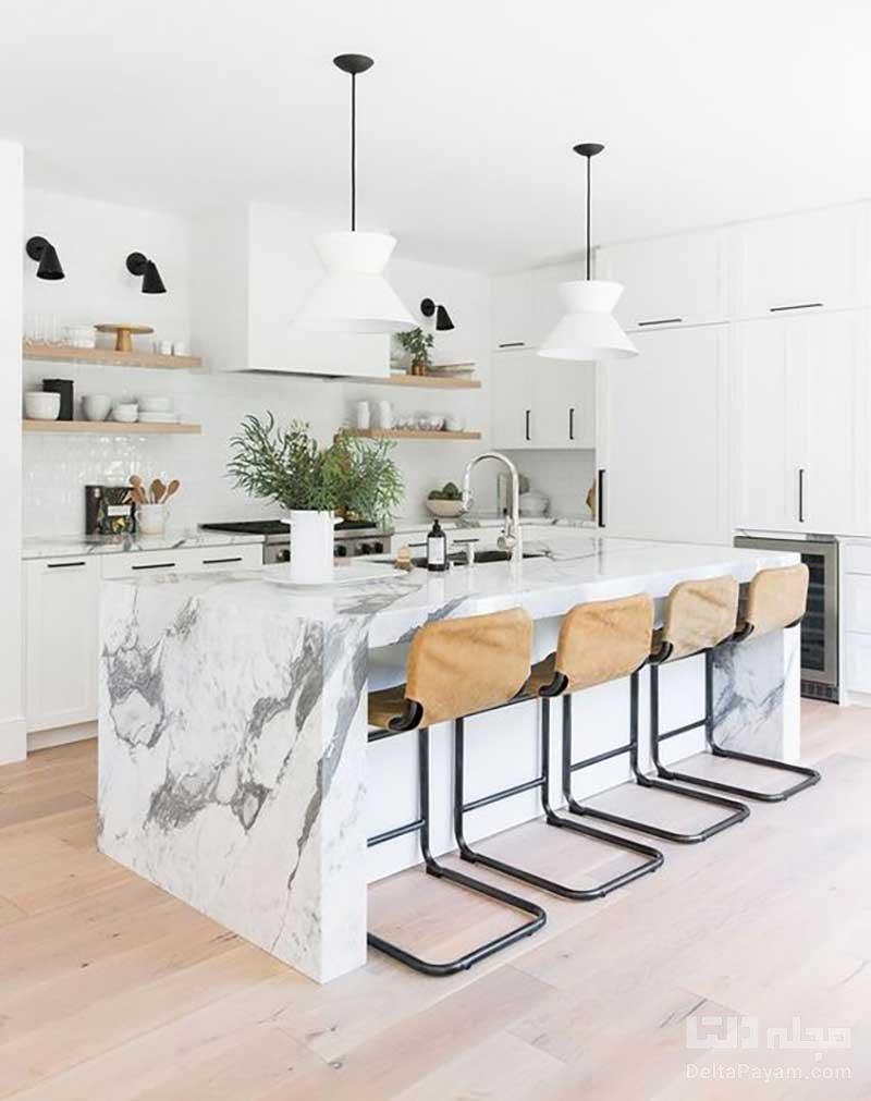 جزبره آشپزخانه