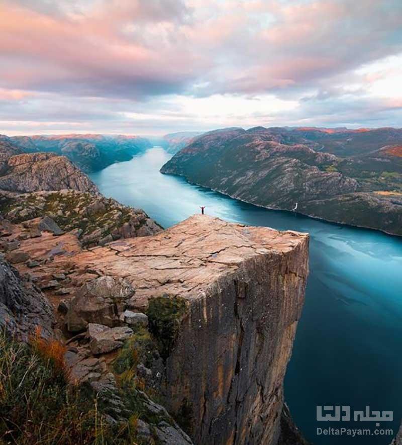 دیدنی های نروژ