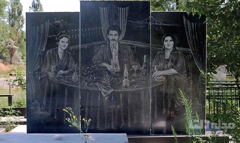 قبرستان مافیای روسیه