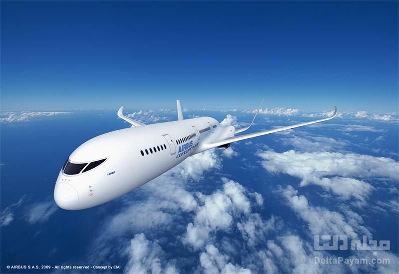 هواپیمای هیدروژنی ایرباس