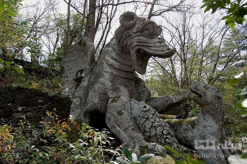 باغ بومارزو یا سرزمین هیولاها
