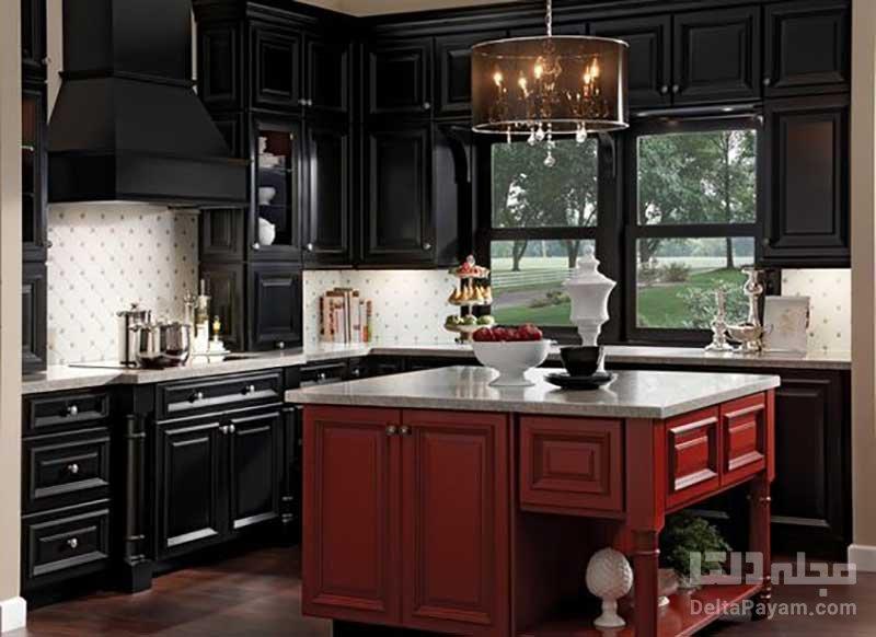طراحي آشپزخانه