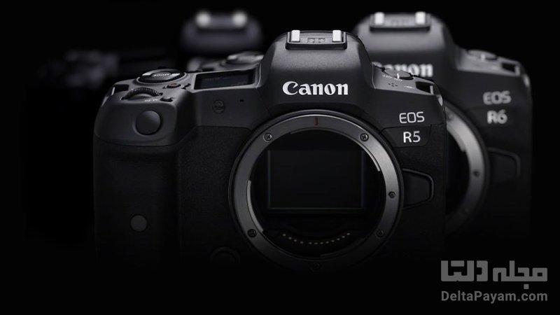 دوربین کانن EOS R7