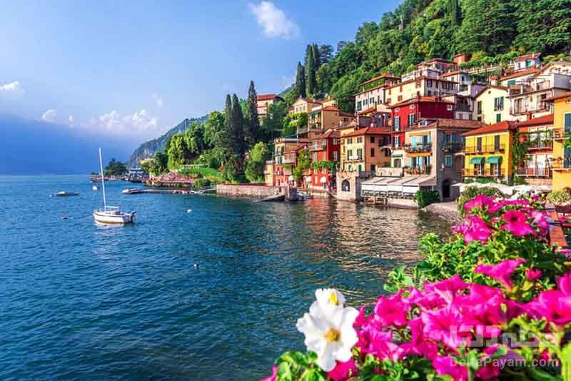 درياچه كومو (Lake Como) يا لاريو