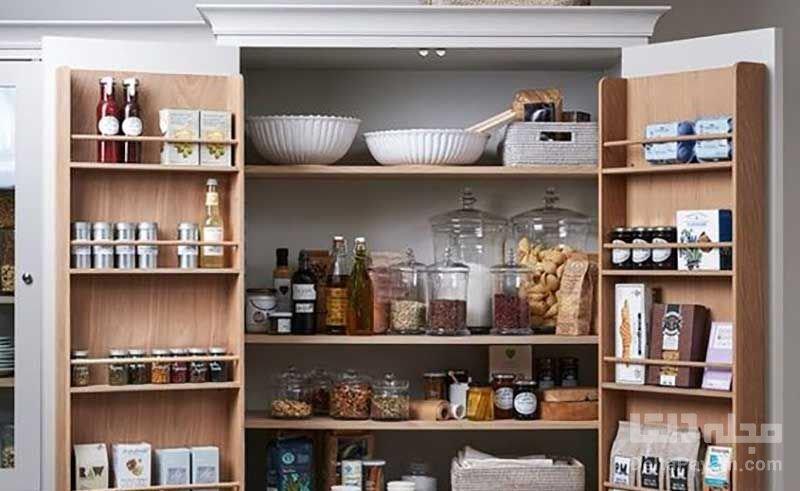 سوپرماركت كابينت آشپزخانه