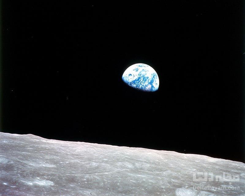 پرتو کیهانی در ماه