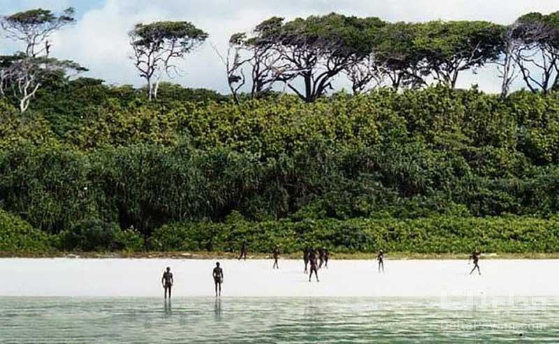 جزیره ممنوعه سنتینل