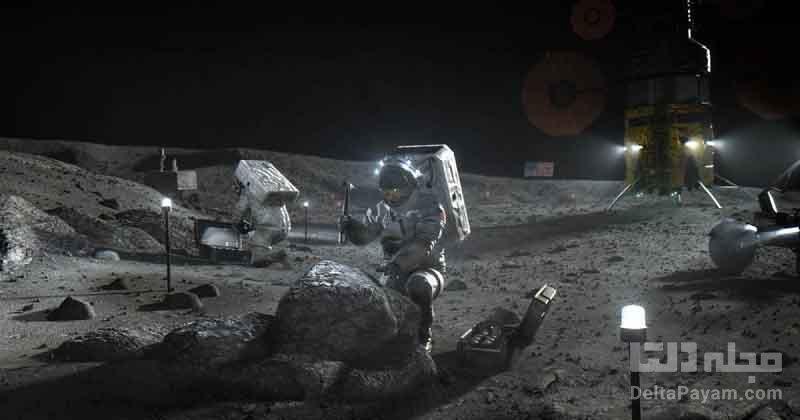 نقشه بازگشت انسان به ماه