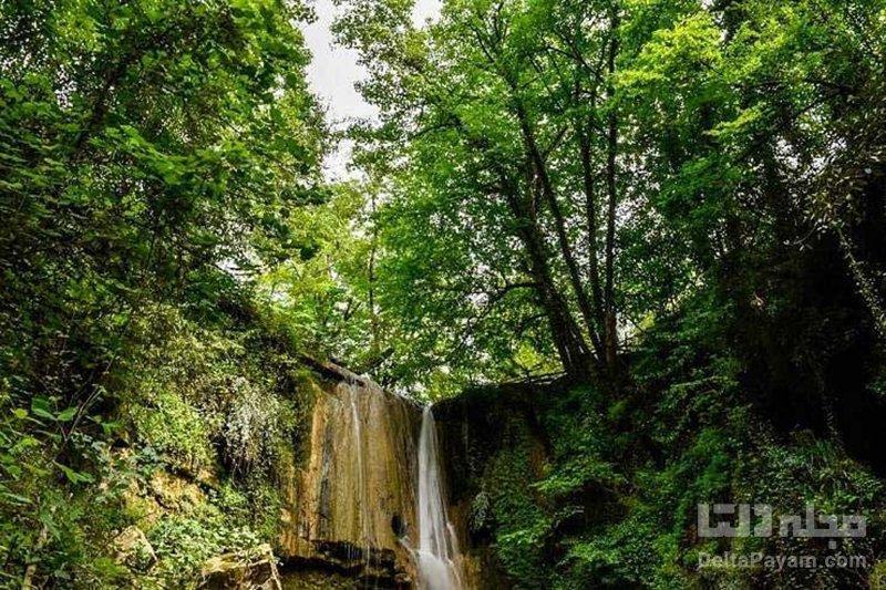 آبشار ترز شکل گیری آبشار