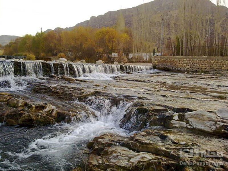 اطراف شیراز تنگ تیزاب