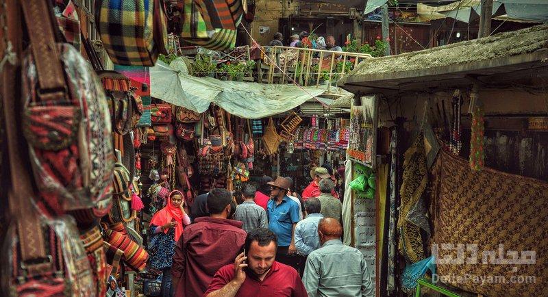 بازار ماسوله، معروفترین جاذبهی این منطقهی گیلانی دیدنی های ماسوله