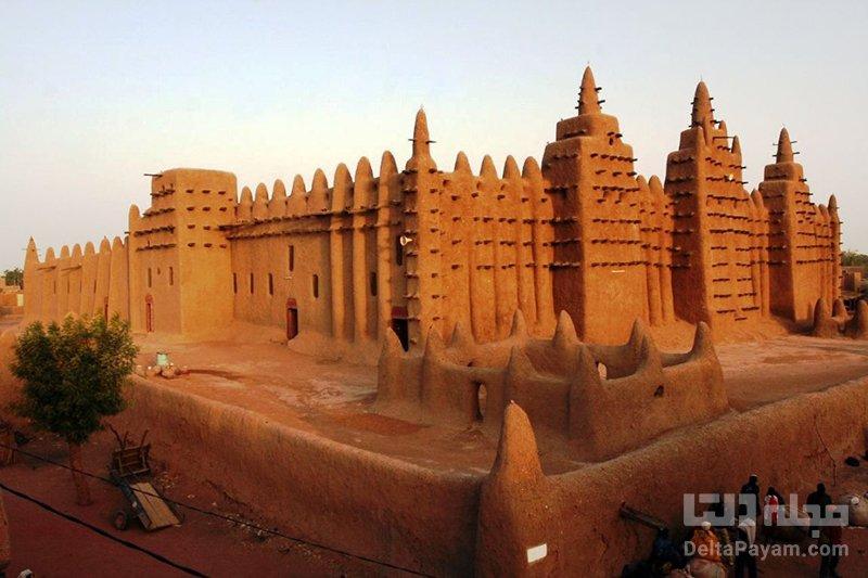 برتری مسجد جامع جنه مالی