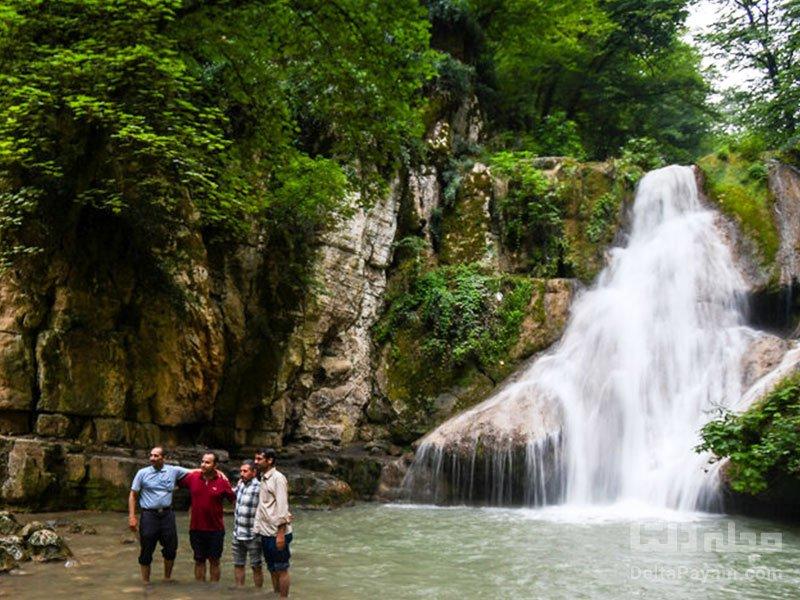 بهترین زمان سفر به آبشار لوه در گلستان