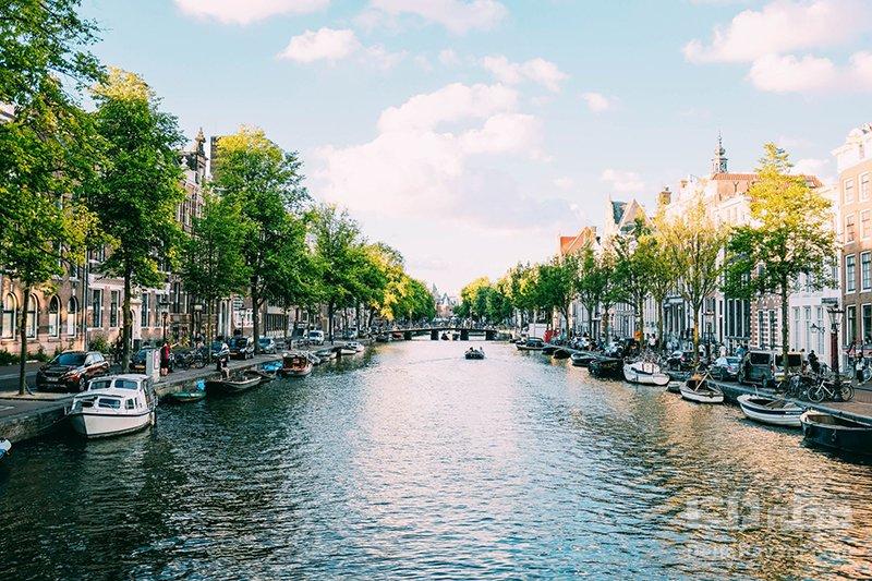جاذبه های آمستردام کانالهای آمستردام